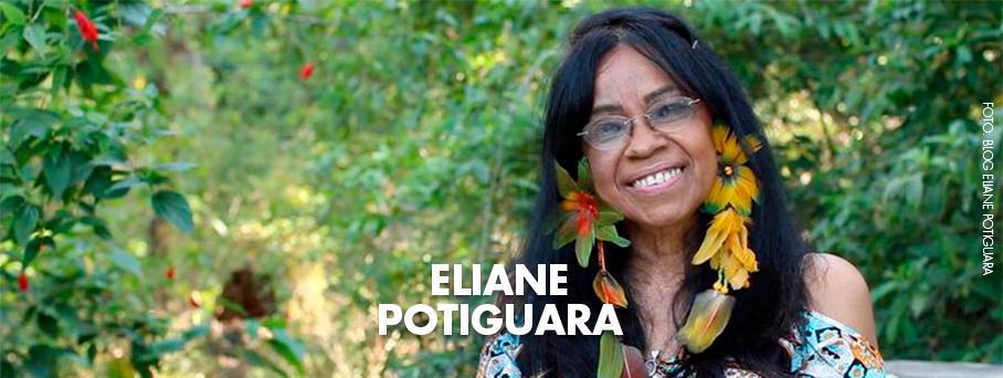 Eliane Potiguara, a voz do choro de sua avó