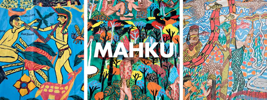 MAHKU – Movimento de Artistas Huni Kuin