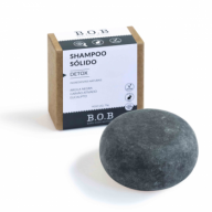 SHAMPOO DETOX (75G) - B.O.B. | BARS OVER BOTTLES