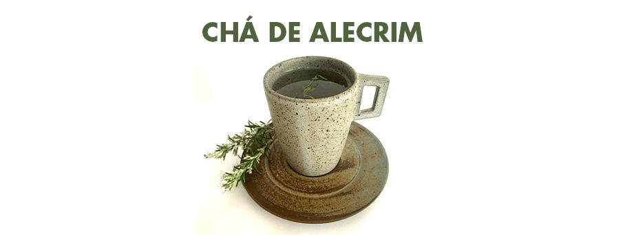 Chá de alecrim, a erva do bem-estar