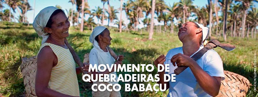 Movimento de Quebradeiras de Coco Babaçu