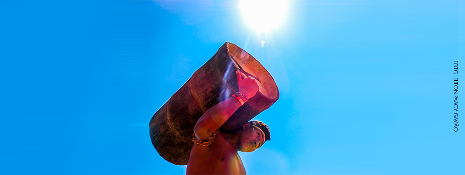 Eliton Paacy Gavião – Olhar indígena através da fotografia
