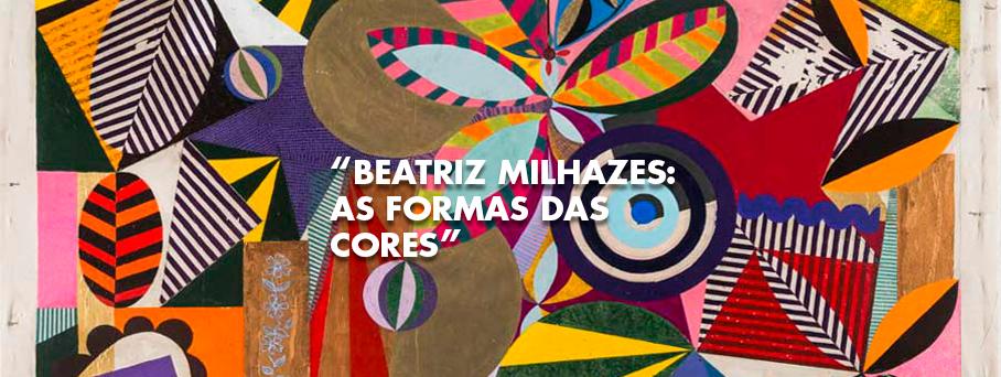 Beatriz Milhazes – as formas das cores