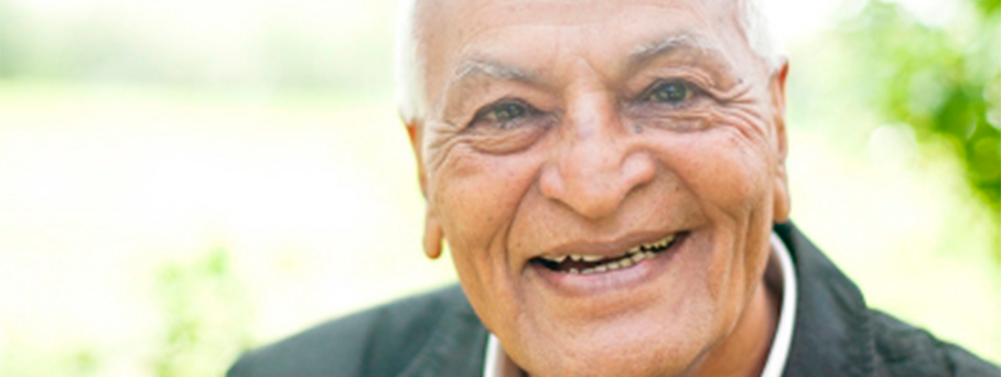 Satish Kumar: Solo, alma e sociedade