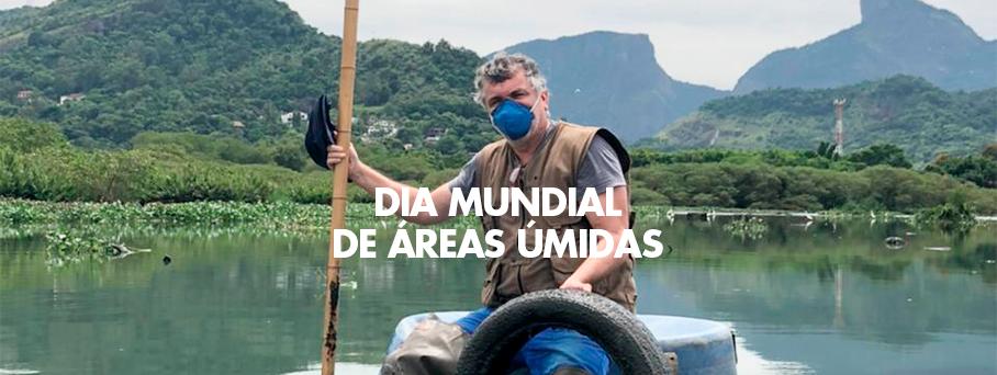 Dia Mundial das Áreas Húmidas