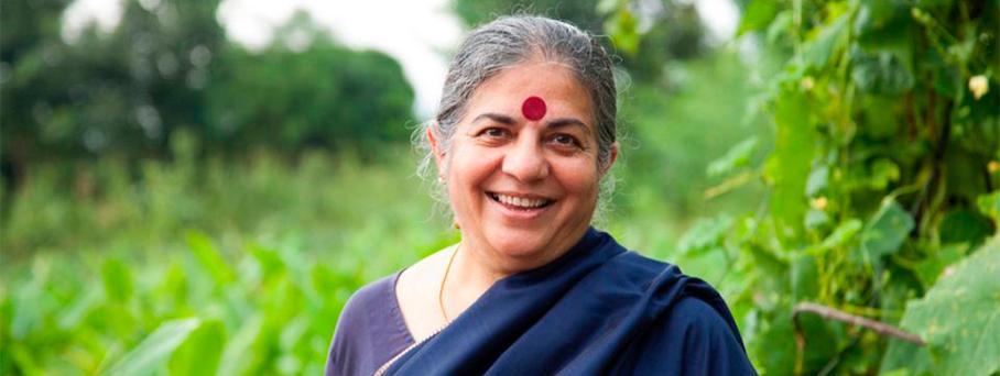 Vandana Shiva: Sementes da Esperança