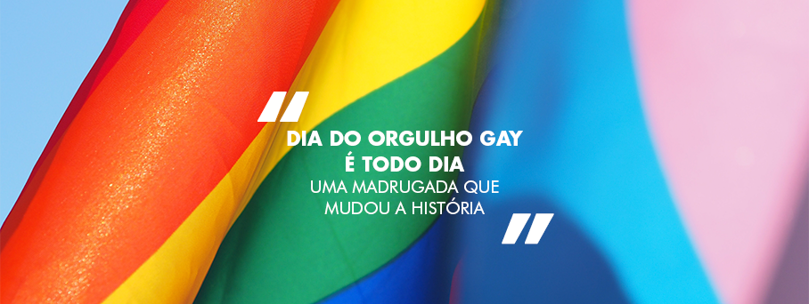 Dia do Orgulho Gay é todo dia