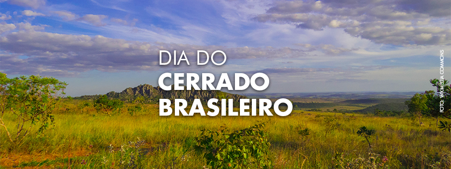 Dia do Cerrado Brasileiro